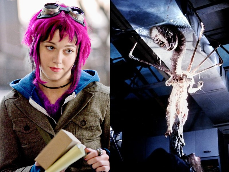 Ramona Flowers vs The Thing