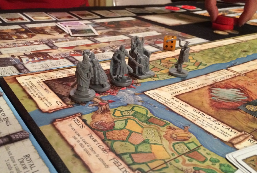 The death toll: Barmaid, Sage, Magus, Valkyrie, Warlord.