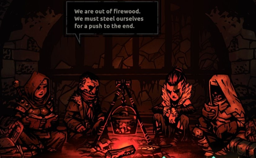 Darkest Dungeon – Keeping people sane, or not.