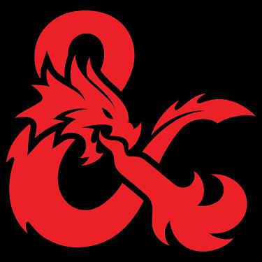 Ampersand on Black