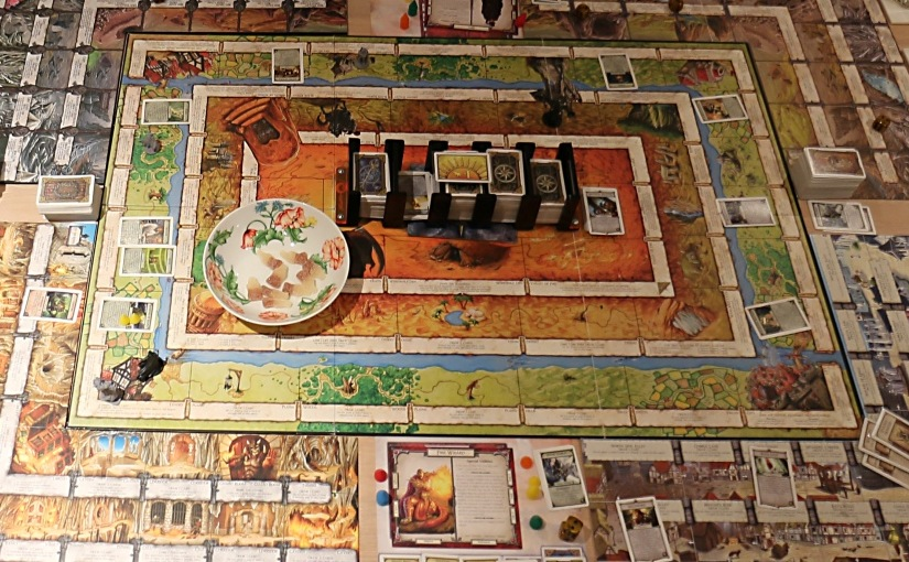 TALISMAN – How much is too much?