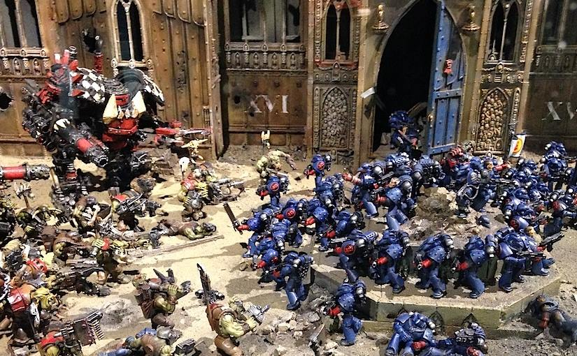 Warhammer inception interview with Rick Priestley