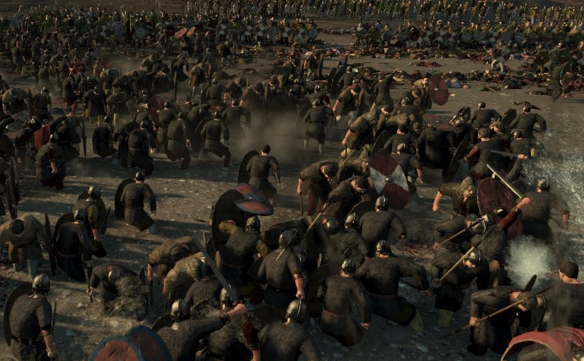 Attila is the Dark Souls of Total War Games
