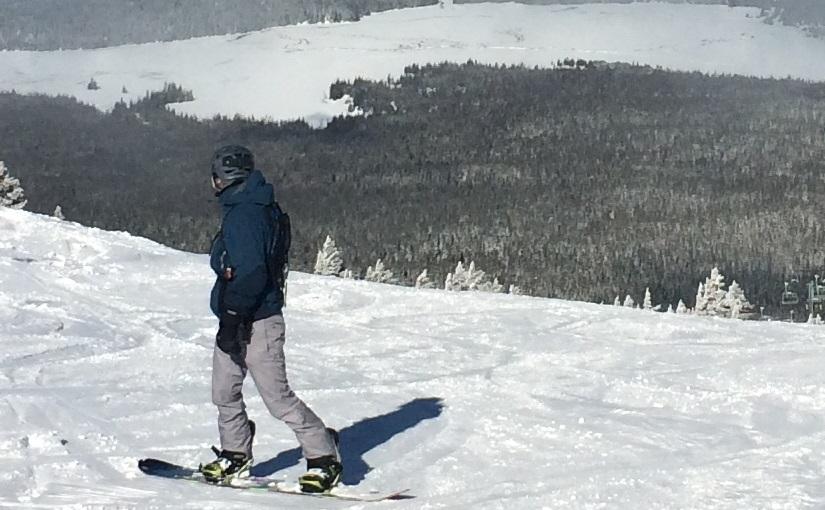 Films of the 2018 ski trip