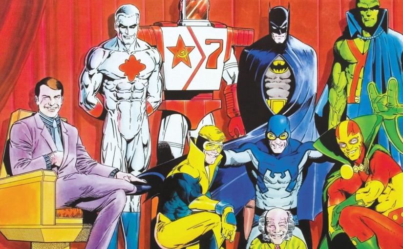 Justice League – The Giffen/DeMatteis years