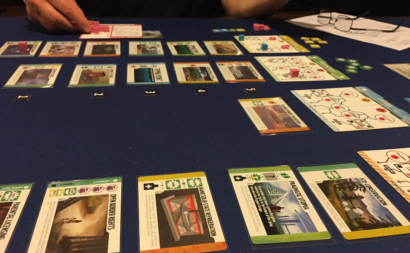 Pax Transhumanity – a review